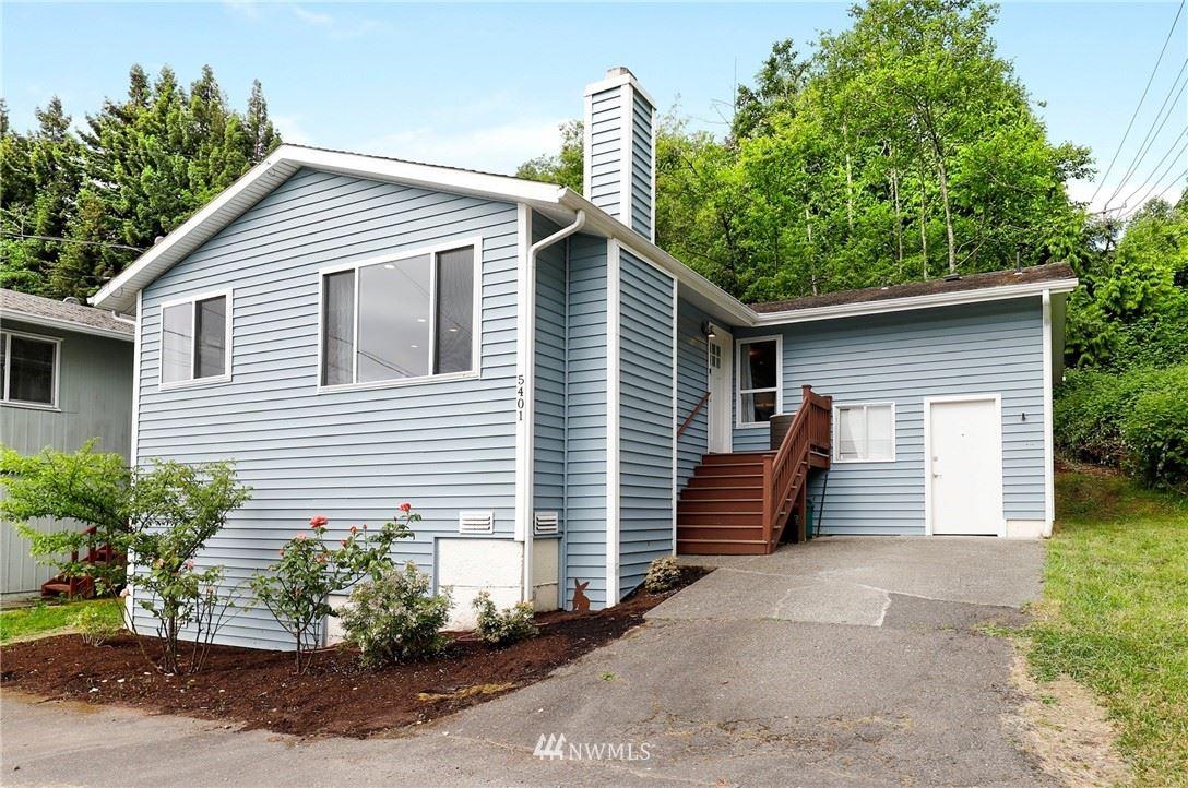 Photo of 5401 31st Avenue SW, Seattle, WA 98126 (MLS # 1780039)