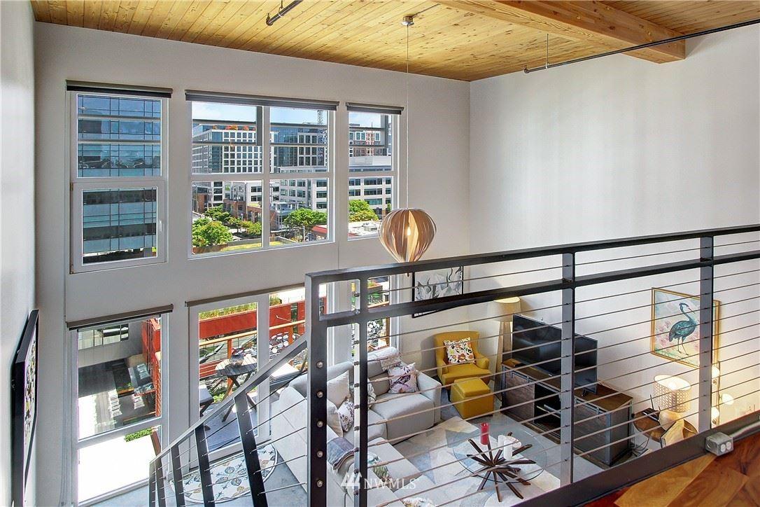 Photo of 401 9th Avenue N #605, Seattle, WA 98109 (MLS # 1694041)