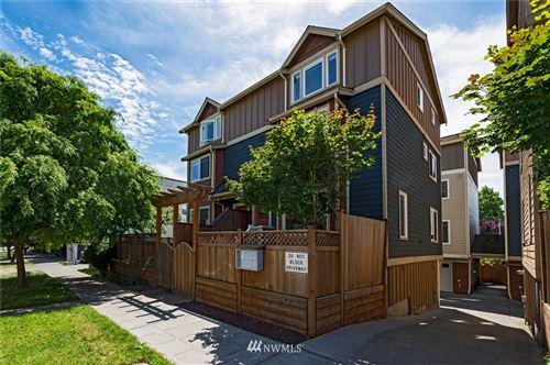 Photo of 5227 Russell Avenue NW #B, Seattle, WA 98107 (MLS # 1774042)