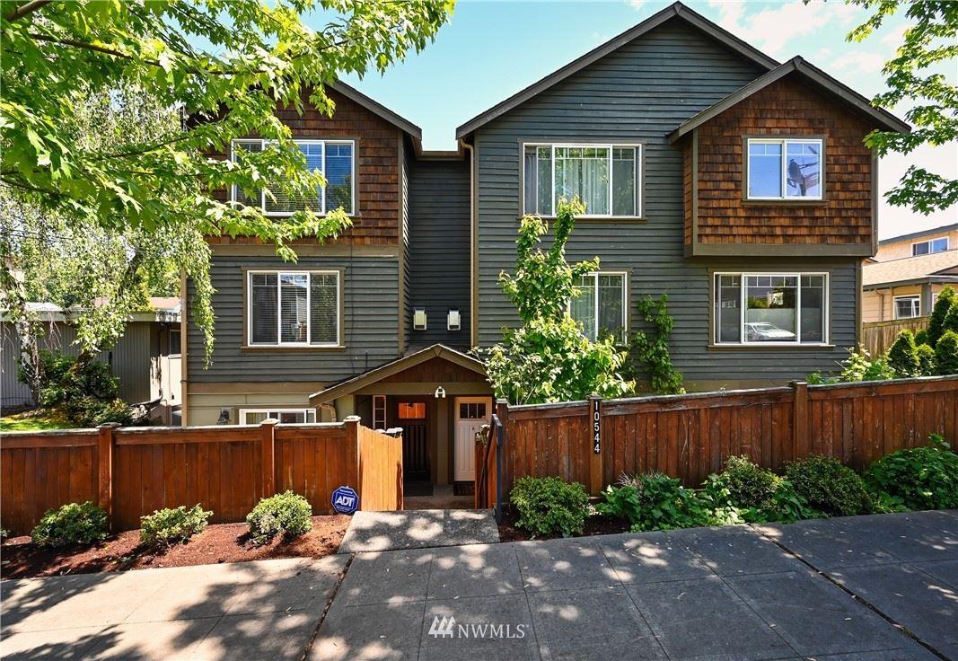 Photo of 10544 Midvale Avenue N #C, Seattle, WA 98133 (MLS # 1775042)