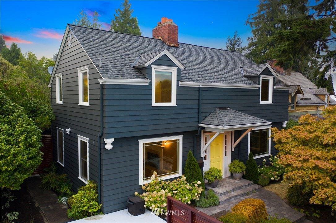 Photo of 2608 Galer Street, Seattle, WA 98199 (MLS # 1662045)