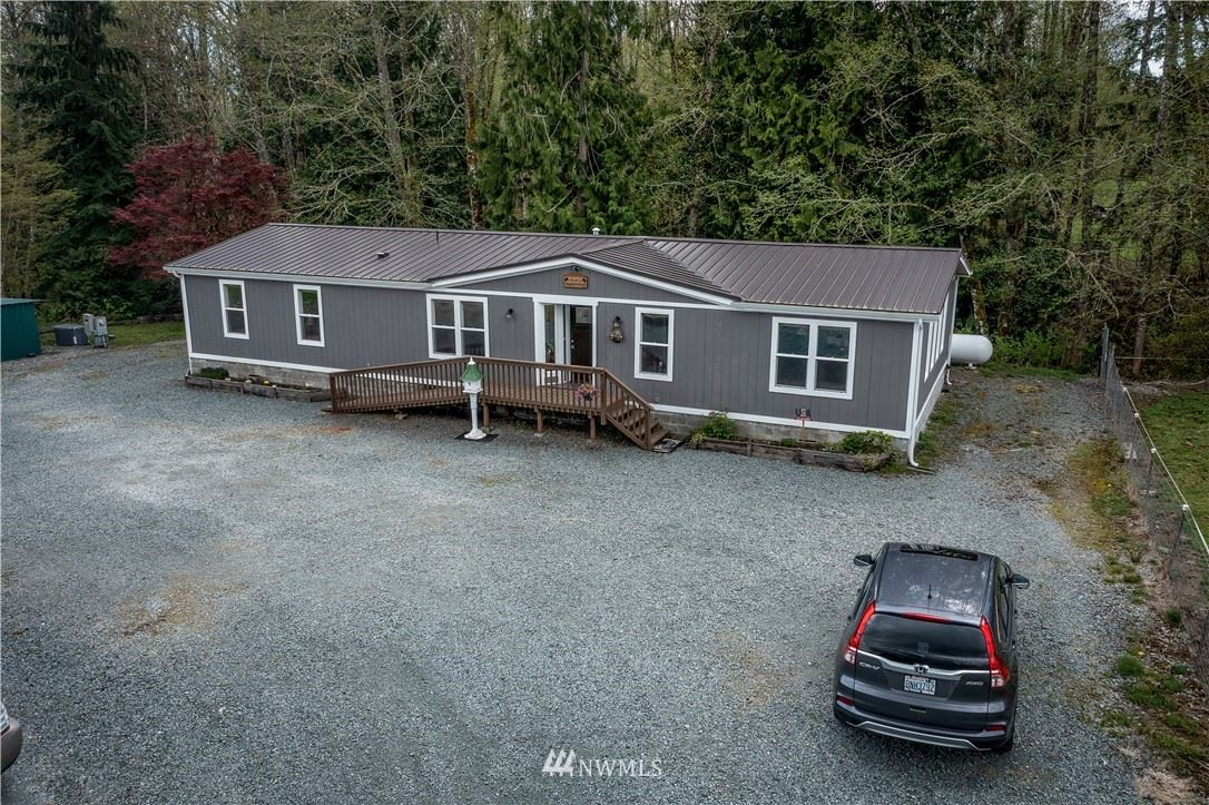 Photo of 3186 Old Hwy 99 N, Alger, WA 98233 (MLS # 1763050)