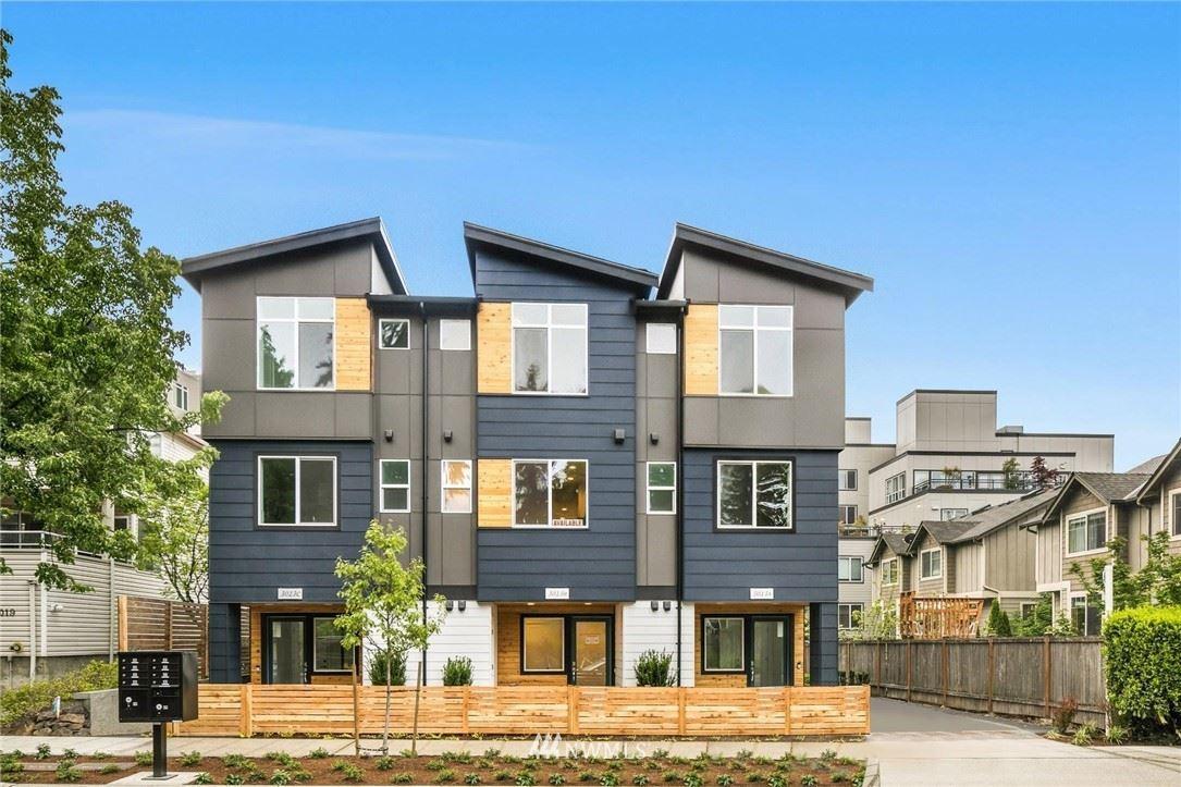 Photo of 3009 NE 130th Street #B, Seattle, WA 98125 (MLS # 1777050)