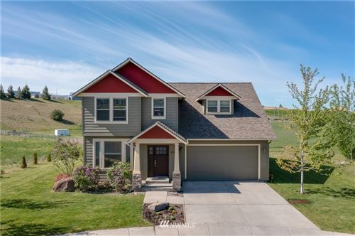 Photo of 665 NW Valley View Drive NW, Pullman, WA 99163 (MLS # 1775051)