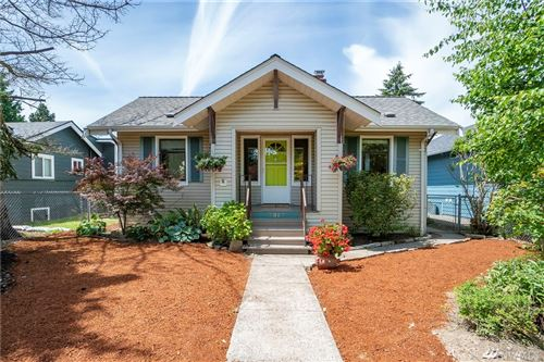 Photo of 7317 SW 31st Ave, Seattle, WA 98126 (MLS # 1621052)