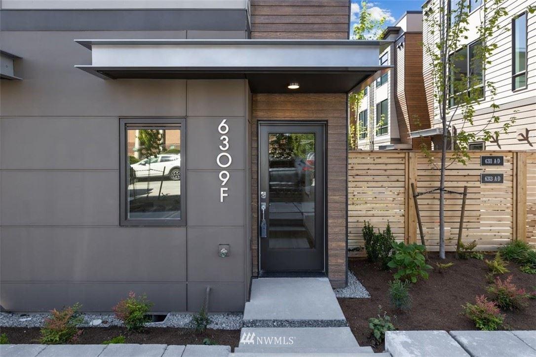 Photo of 6309 9th Avenue NE #F, Seattle, WA 98115 (MLS # 1752052)