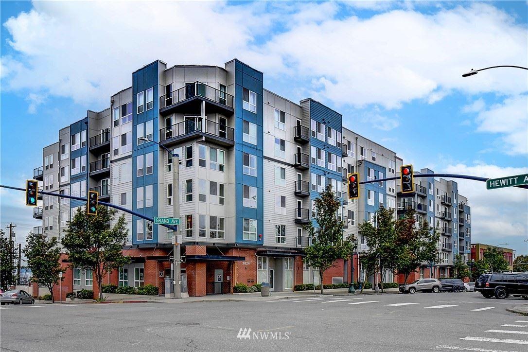 2824 Grand Avenue #A312, Everett, WA 98201 - MLS#: 1851052
