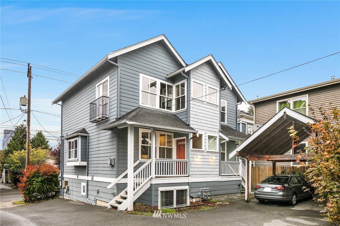 168 18th Avenue #A, Seattle, WA 98122 - #: 1854052