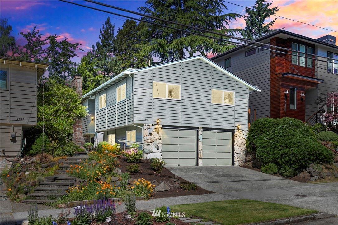 Photo of 5741 39th Avenue NE, Seattle, WA 98105 (MLS # 1786055)