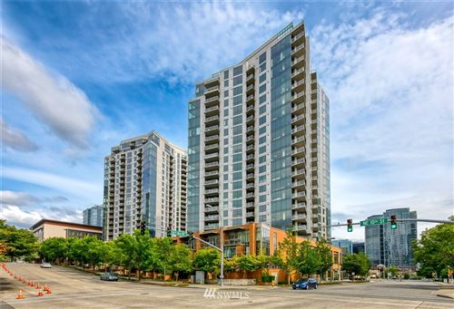 Photo of 10610 NE 9th Place #1806, Bellevue, WA 98004 (MLS # 1620057)
