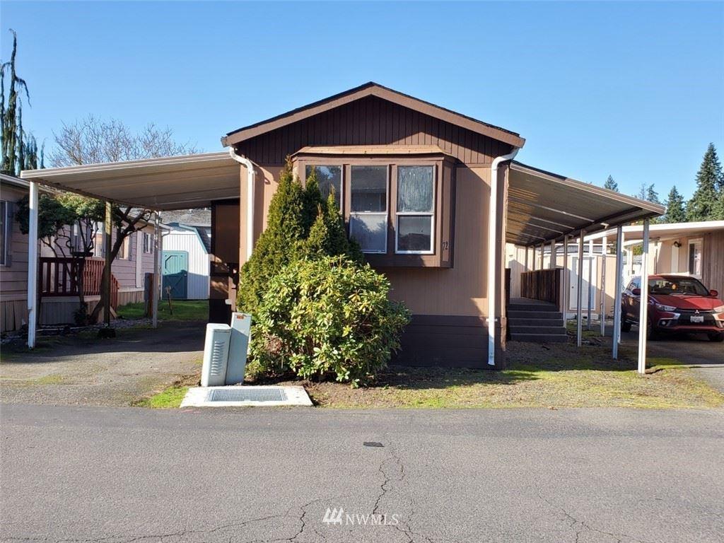 8515 State Ave UNIT 72, Marysville, WA 98270 - MLS#: 1473057