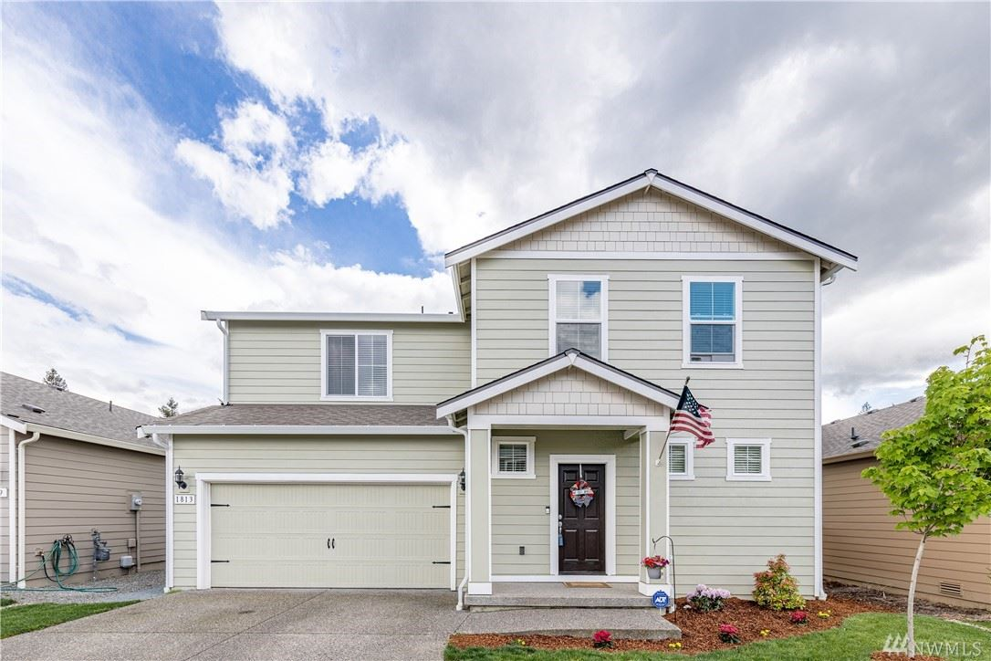 1813 72nd Ave SE, Tumwater, WA 98501 - MLS#: 1602058