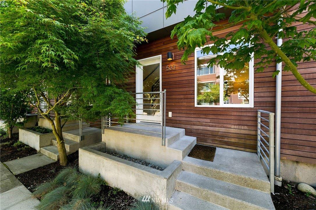 Photo of 533 Howe Street, Seattle, WA 98109 (MLS # 1793058)