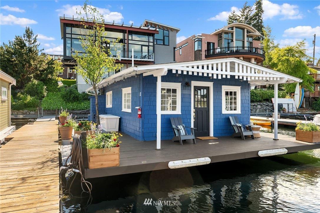 Photo of 1210 E Shelby Street #E, Seattle, WA 98102 (MLS # 1785059)