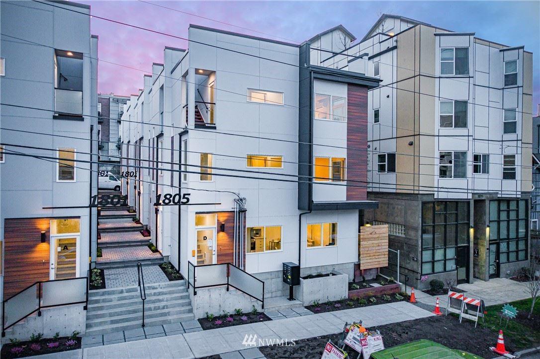 Photo of 1805 20th Avenue, Seattle, WA 98122 (MLS # 1794059)