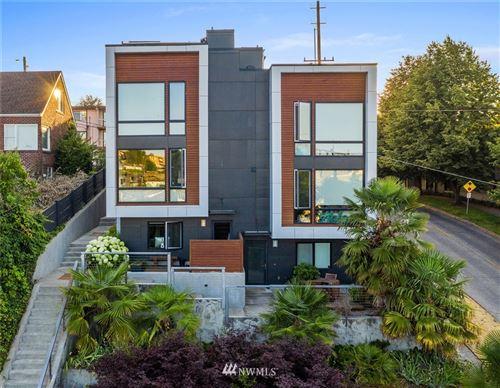 Photo of 4805 41st Avenue SW #3, Seattle, WA 98116 (MLS # 1817060)