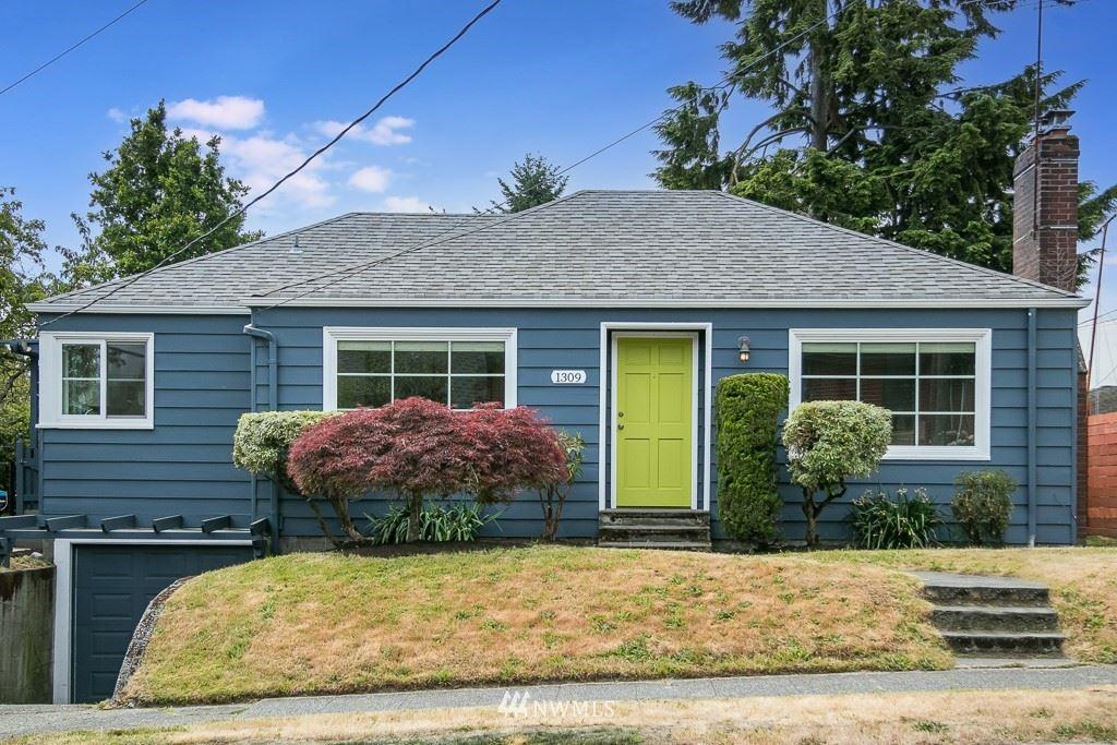 Photo of 1309 N 80th Street, Seattle, WA 98103 (MLS # 1782060)