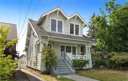 Photo of 3717 Wallingford Avenue N, Seattle, WA 98103 (MLS # 1670061)