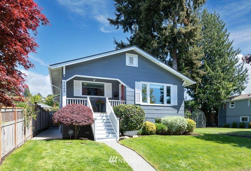 Photo of 4848 48th Avenue SW, Seattle, WA 98116 (MLS # 1774061)