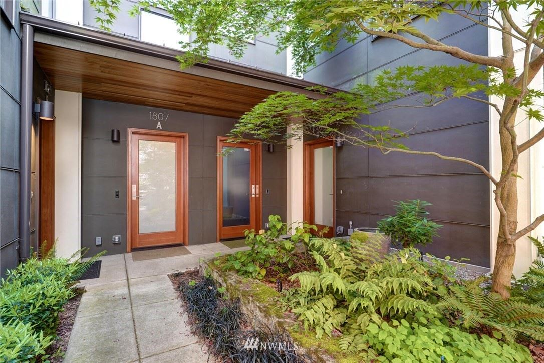 Photo of 1807 24th Avenue #A, Seattle, WA 98122 (MLS # 1768065)