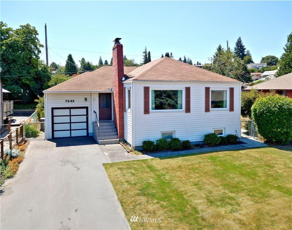 7649 S Lakeridge Drive, Seattle, WA 98178 - #: 1812066