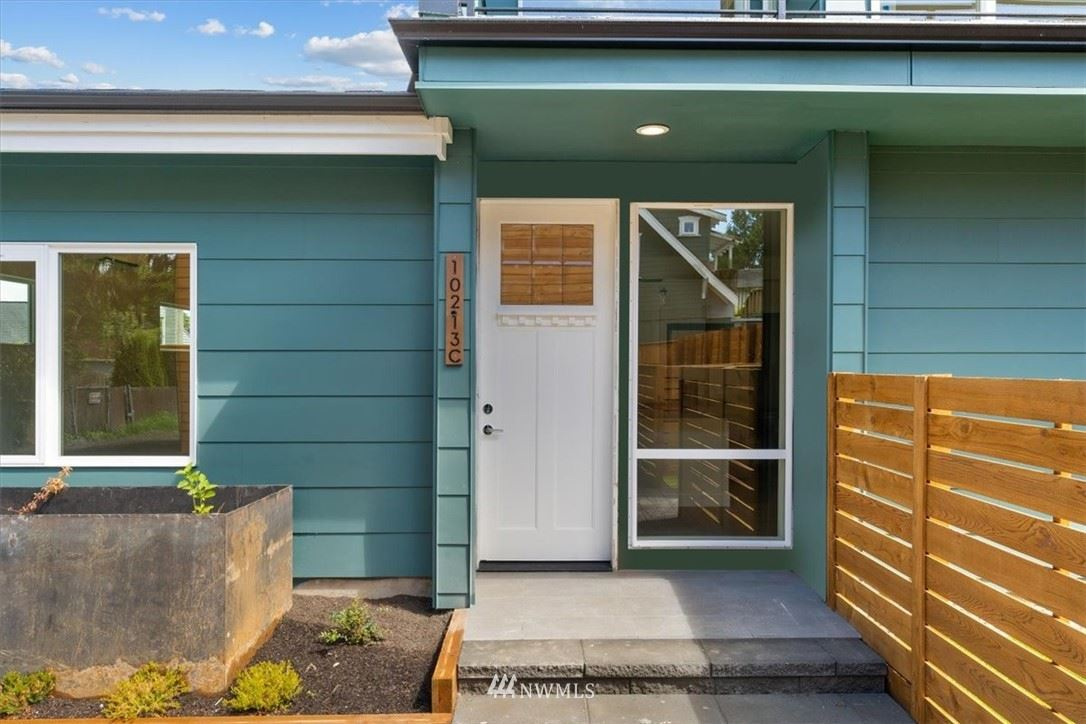 Photo of 10213 40th Avenue SW #C, Seattle, WA 98146 (MLS # 1789071)