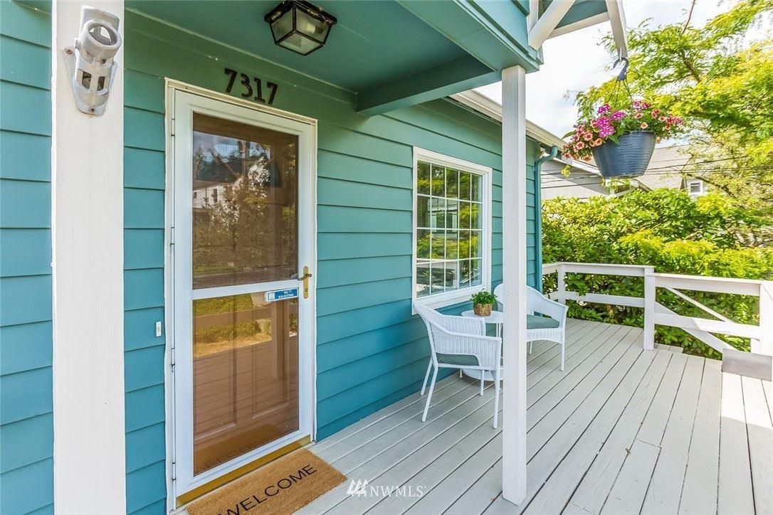 Photo of 7317 36th Avenue SW, Seattle, WA 98126 (MLS # 1647072)