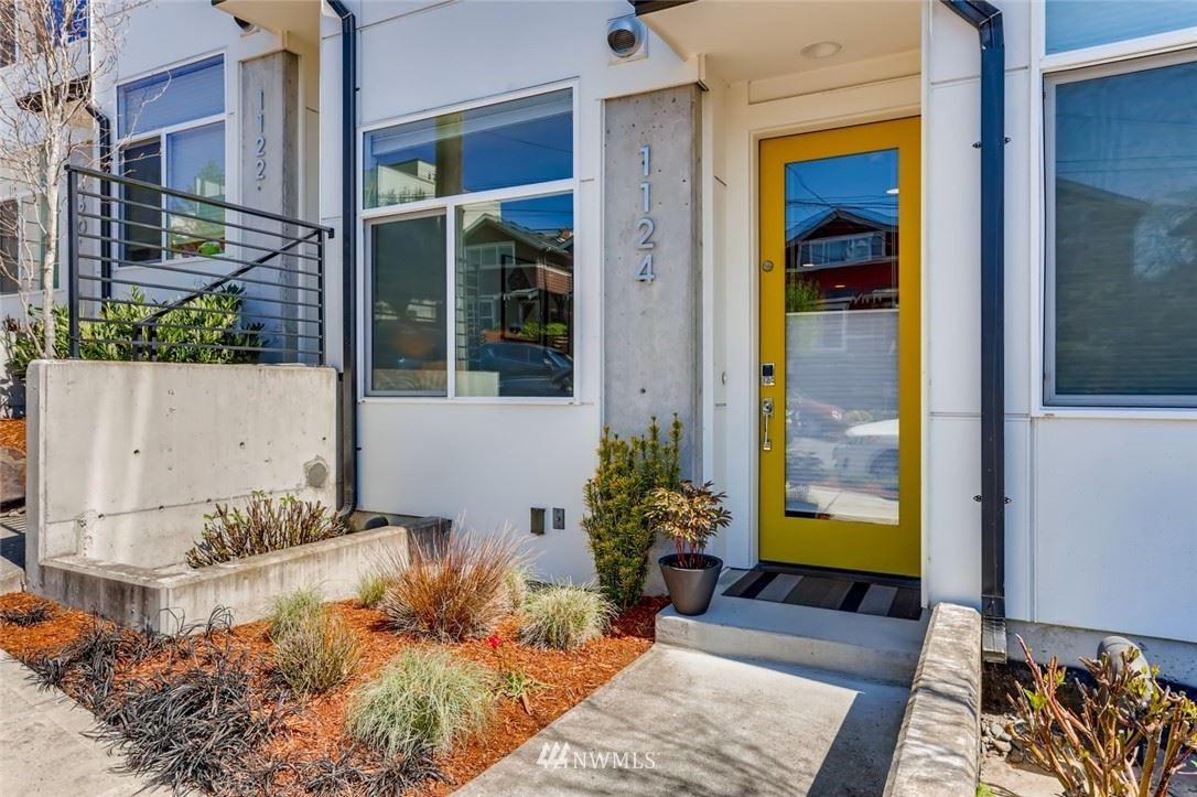 Photo of 1124 24th Avenue S, Seattle, WA 98144 (MLS # 1761073)