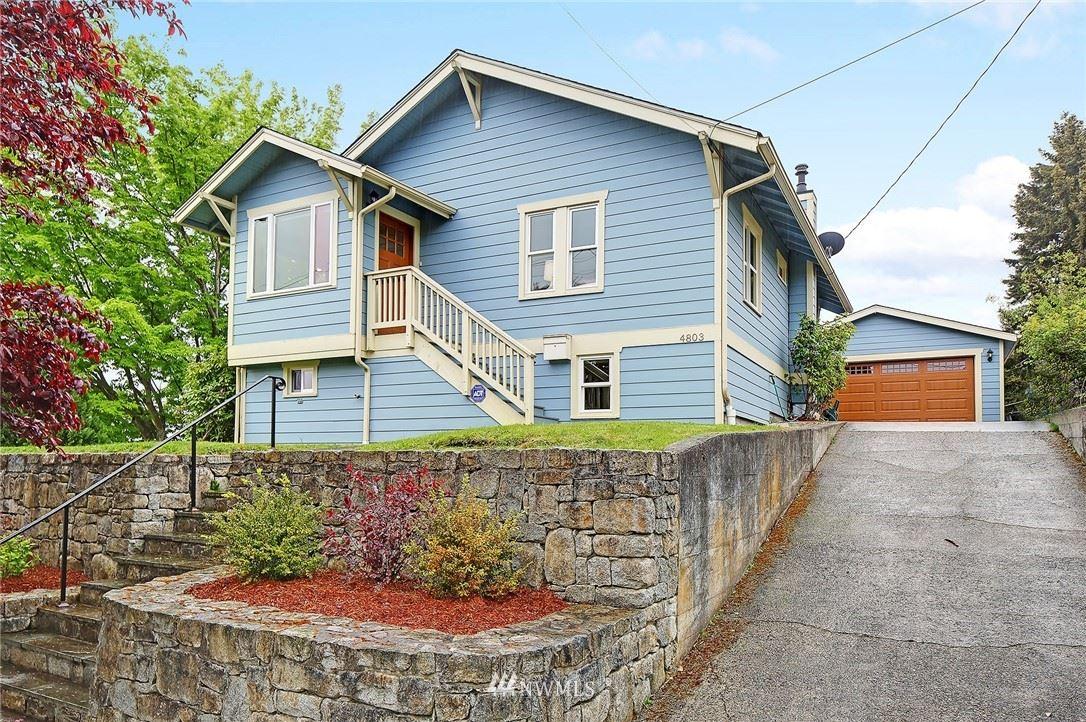 Photo of 4803 SW Dakota Street, Seattle, WA 98116 (MLS # 1768073)