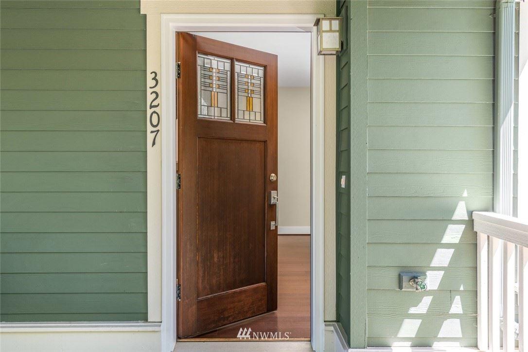 Photo of 3207 SW Raymond Street, Seattle, WA 98126 (MLS # 1786074)