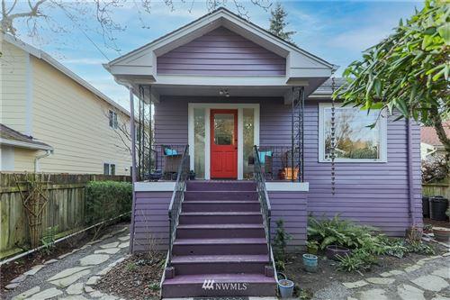 Photo of 7703 37th Avenue NE, Seattle, WA 98115 (MLS # 1734076)