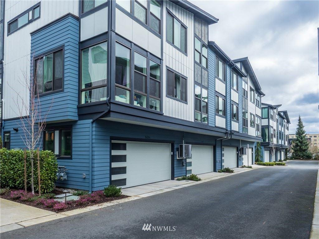 Photo of 9631 NE 183rd Street #B, Bothell, WA 98011 (MLS # 1739076)