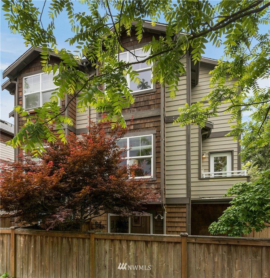 Photo of 9503 Ashworth Avenue N #A, Seattle, WA 98103 (MLS # 1775076)