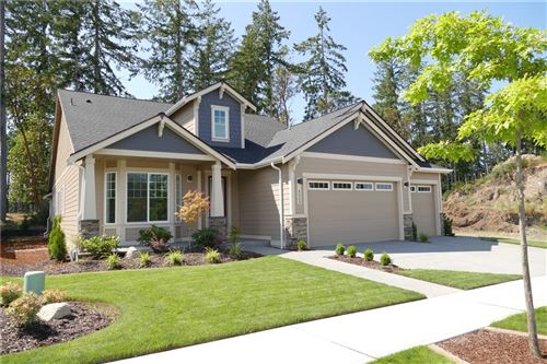 Photo of 4323 Caddyshack Drive NE #Lot62, Lacey, WA 98516 (MLS # 1738077)