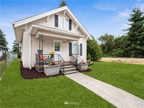 Photo of 3847 E Spokane Street, Tacoma, WA 98404 (MLS # 1806077)