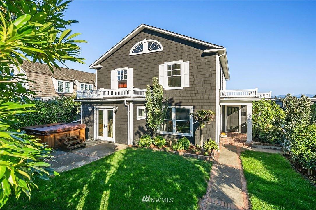 Photo of 3708 Cascadia Avenue S, Seattle, WA 98144 (MLS # 1779079)