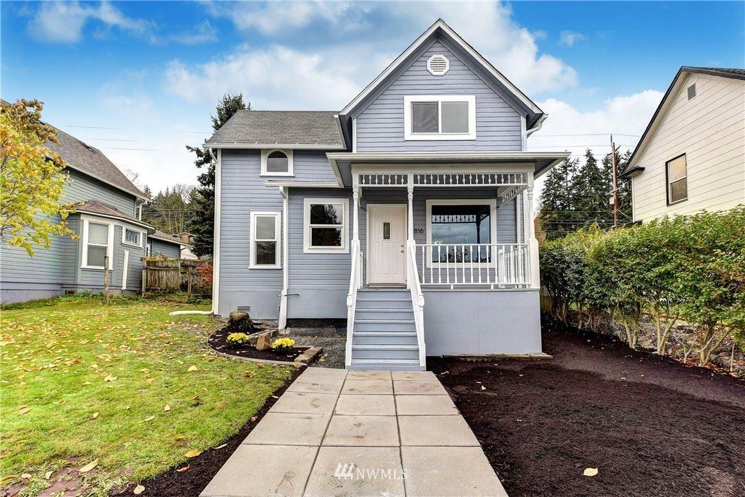 Photo of 4816 S 3rd Ave, Everett, WA 98203 (MLS # 1689080)
