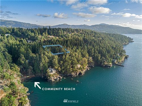 Photo of 0 Smuggler's Cove Road, Friday Harbor, WA 98250 (MLS # 1695081)