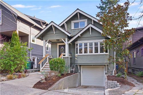 Photo of 4334 Thackeray Place NE, Seattle, WA 98105 (MLS # 1720083)
