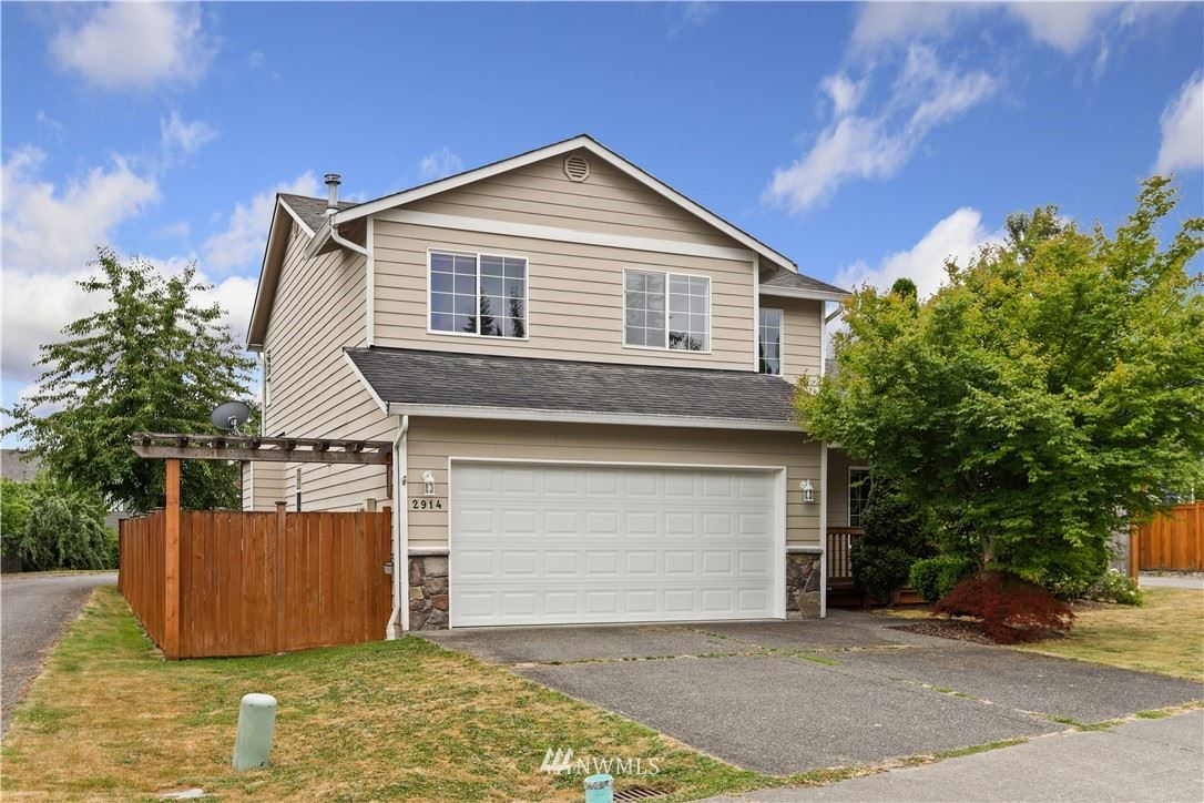 2914 96th Place SE, Everett, WA 98208 - #: 1801083