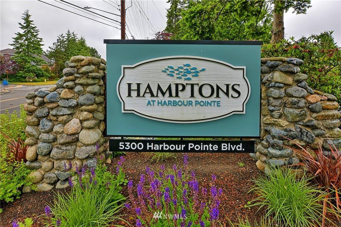 Photo of 5300 Harbour Pointe Boulevard #310C, Mukilteo, WA 98275 (MLS # 1789084)