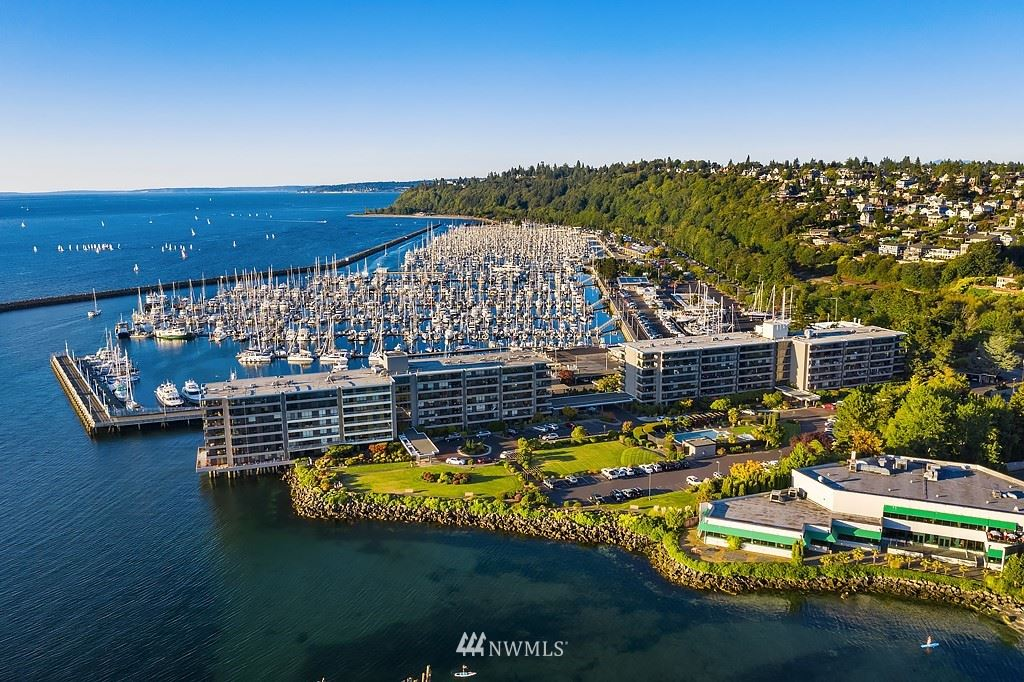 6535 Seaview Avenue NW #511B, Seattle, WA 98117 - MLS#: 1655087