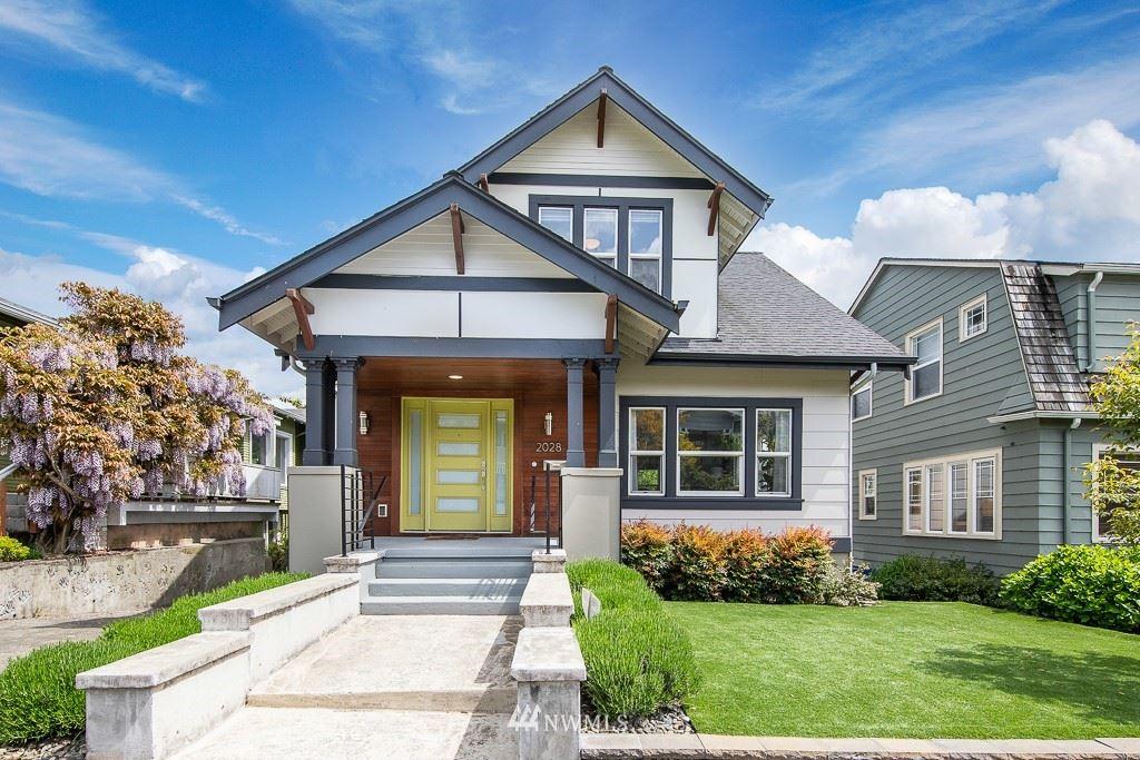 Photo of 2028 32nd Avenue S, Seattle, WA 98144 (MLS # 1764087)