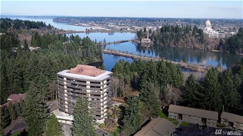 Photo of 1910 Evergreen Park Dr SW #402, Olympia, WA 98502 (MLS # 1599088)