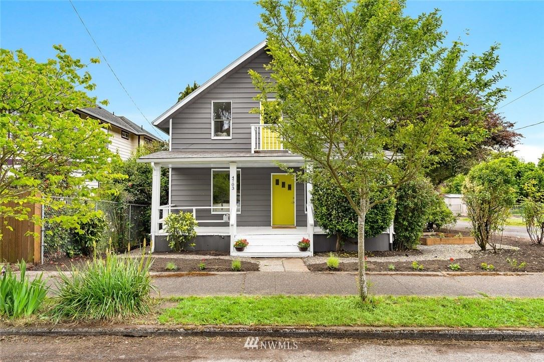 Photo of 4703 S Findlay Street, Seattle, WA 98118 (MLS # 1768088)
