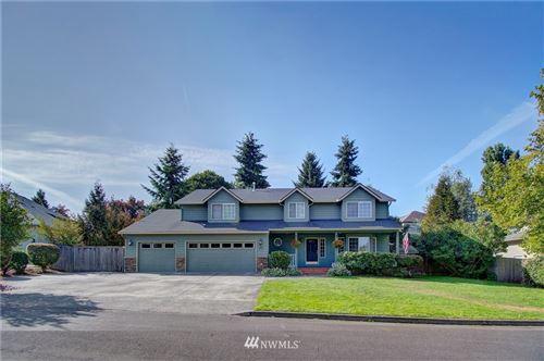 Photo of 4407 NE 123rd Circle, Vancouver, WA 98686 (MLS # 1831089)