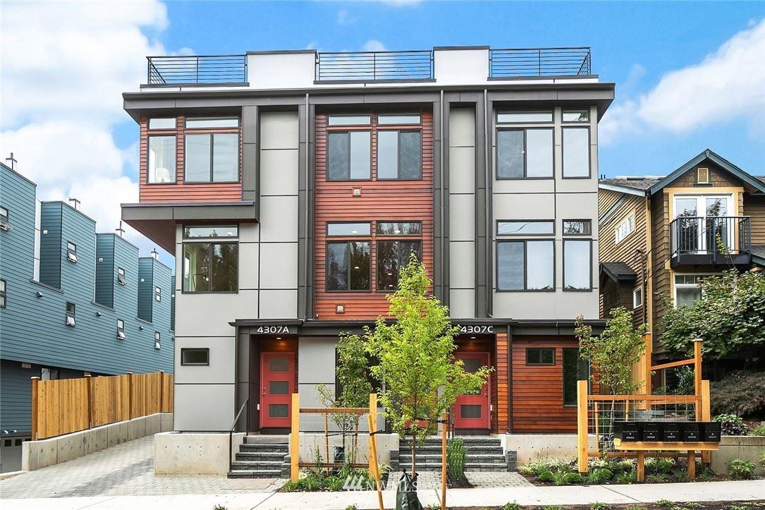 4307 Linden Avenue N, Seattle, WA 98103 - #: 1834091