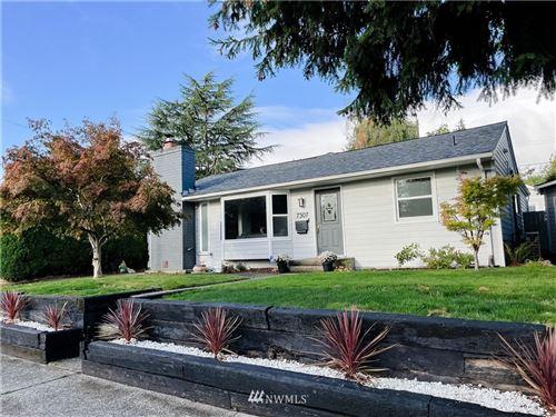 Photo of 7507 28th Avenue SW, Seattle, WA 98126 (MLS # 1843094)