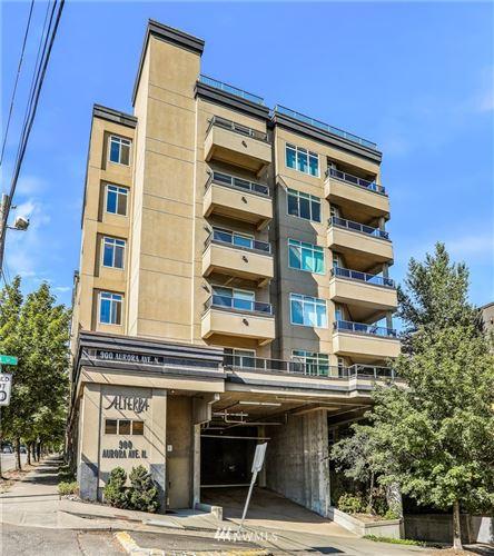 Photo of 900 Aurora Avenue N #S501, Seattle, WA 98109 (MLS # 1817095)