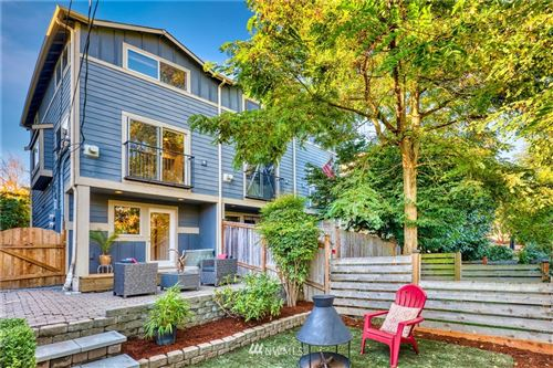 Photo of 6330 34th Avenue SW #C, Seattle, WA 98126 (MLS # 1683096)